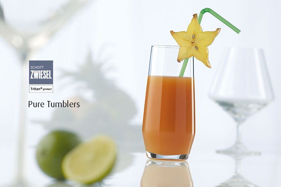 Professional bar glassware available from houseware.ie co. meath pure tumblers