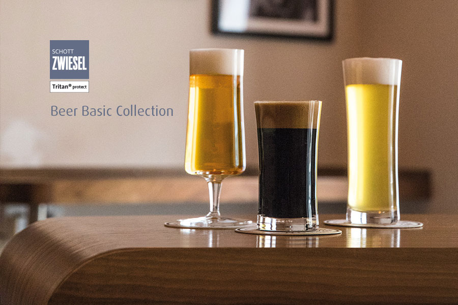 professional glassware basic bar collection available from houseware.ie co. meath beer glass selection