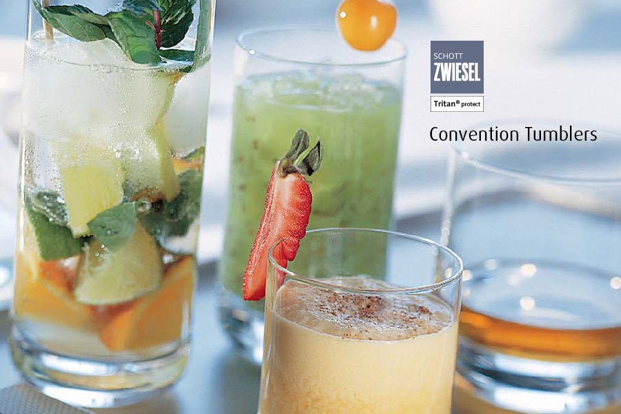 Professional bar glassware available from houseware.ie co. meath convention tumblers
