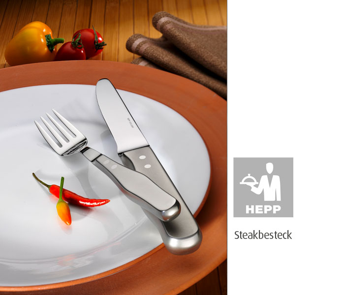 Hepp-cutlery-steakbesteck supplied by houseware.ie