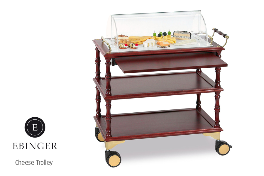ebinger-cheese-trolley supplied by houseware.ie