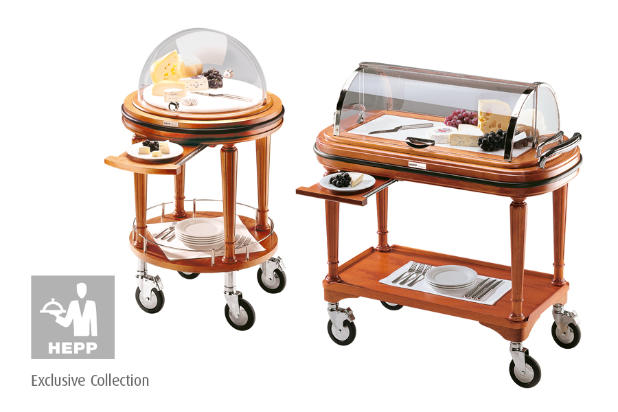 hepp-exclusive-collection supplied by houseware.ie