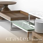 craster buffet displays at houseware.ie breakfast-buffet-flow-display