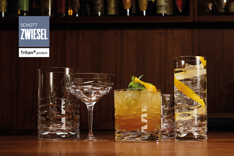 professional cocktail glasses - basic bar professional glassware by schott zwiesel available in ireland from houseware.ie in Dunboyne