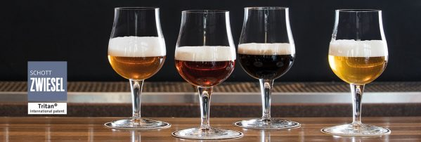 crafted for character, craft beer professional glassware by schott zwiesel available in ireland at houseware.ie