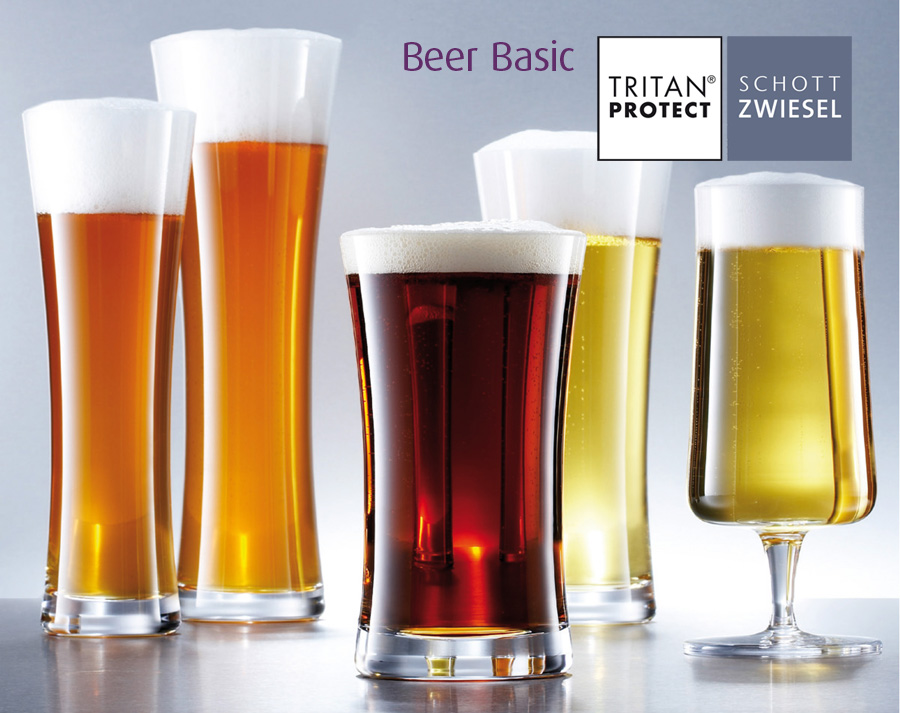 beer basic by Schott wiesel supplied by houseware international