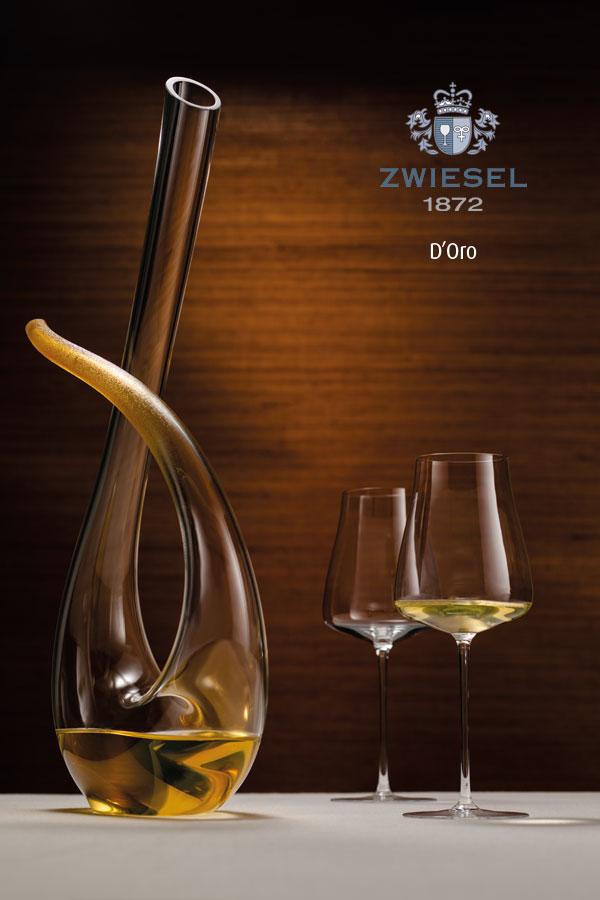 Door Exclusive Zwiesel 1872 decanters supplied by houseware international dunboyne