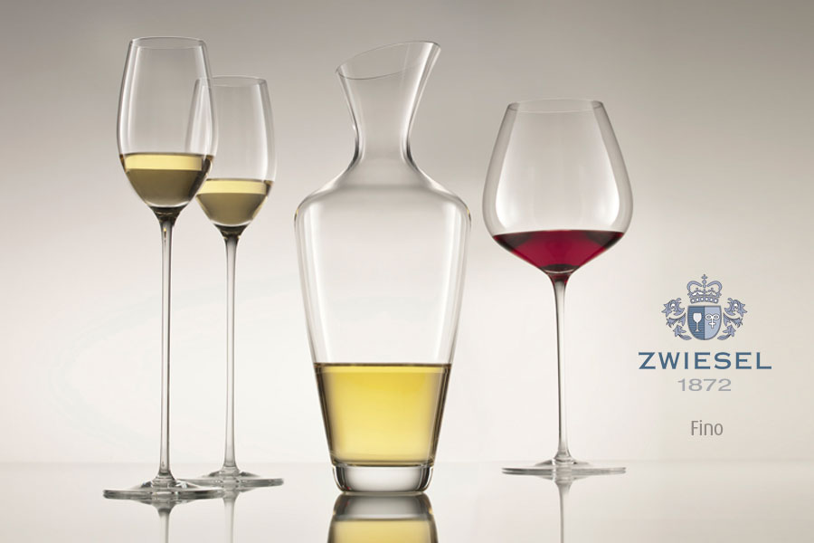 Fino Exclusive Zwiesel 1872 decanters supplied by houseware international dunboyne