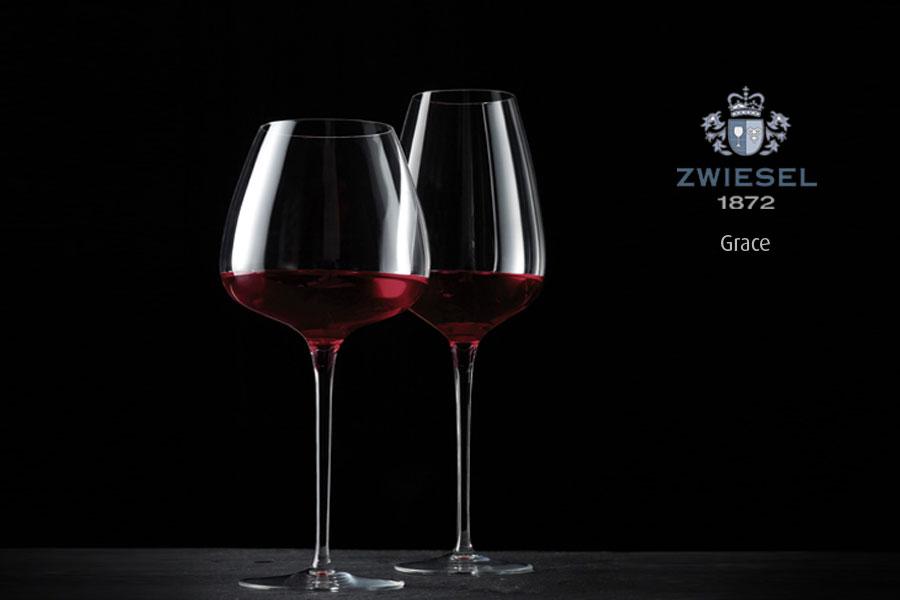 GRACE Zwiesel 1872 Glassware supplied by Houseware.ie