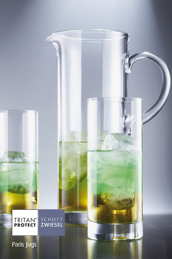 paris jugs wine decanters by Schott Wiesel and supplied by Houseware International Dunboyne, Houseware.ie