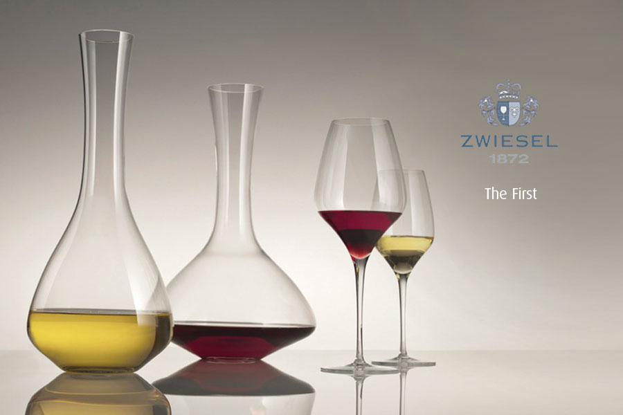 the first Zwiesel 1872 Glassware supplied by Houseware.ie