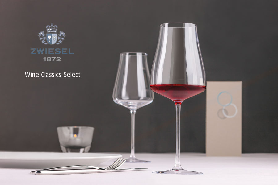 wine classics Zwiesel 1872 Glassware supplied by Houseware.ie