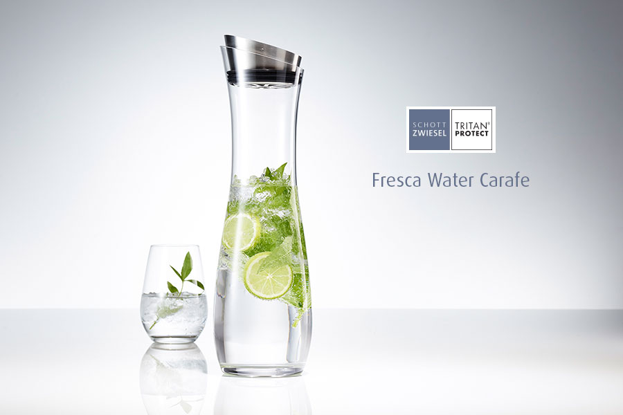 schott zwiesel fresca-water-carafe available from houseware.ie