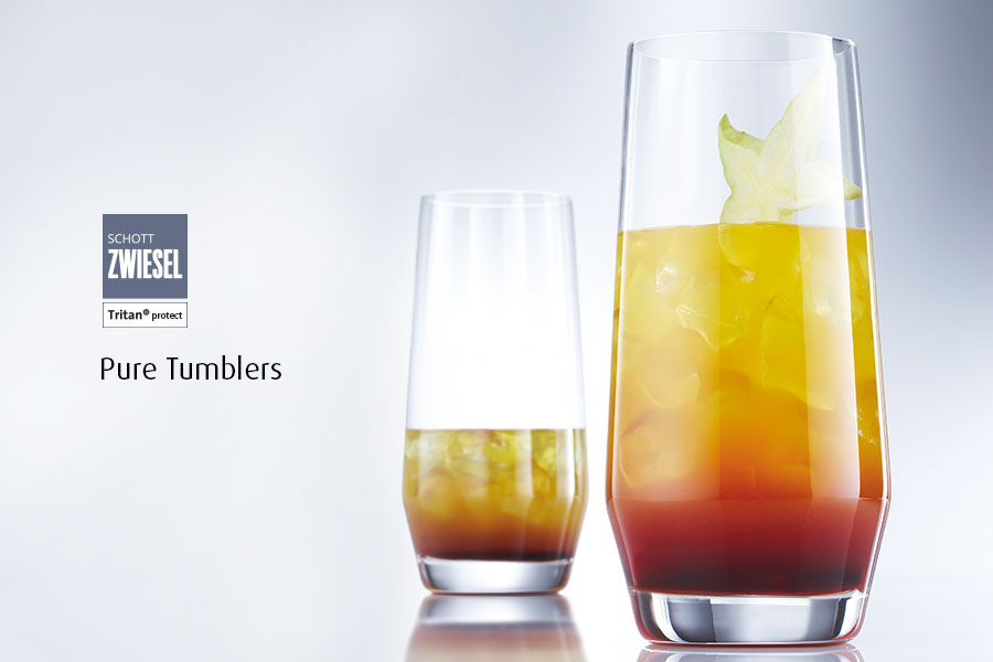 Professional bar glassware available from houseware.ie co. meath tossa tumblers and jug