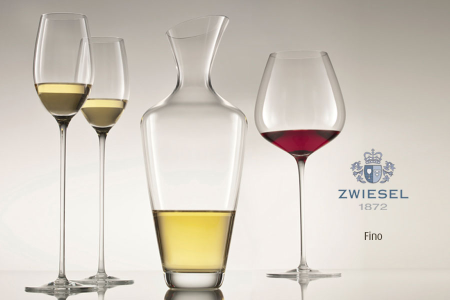 zwiesel 1872 collection of gourmet stemware, FINO