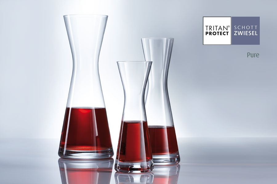 PURE-CARAFES by schott wiesel supplied by houseware.ie