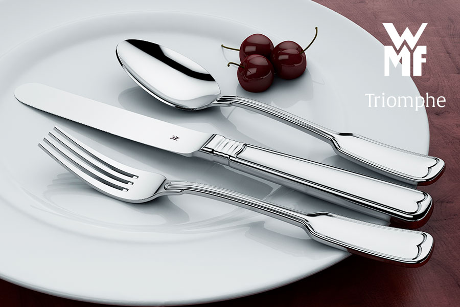 WMF Cutlery Triomphe - available from Houseware.ie in Dunboyne, Co. Meath, Ireland