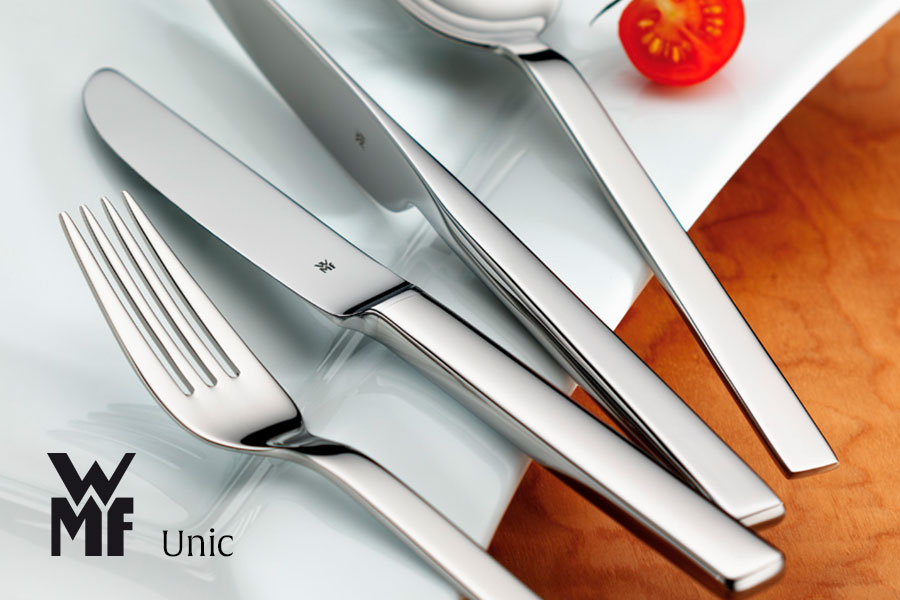 WMF Cutlery Unic - available from Houseware.ie in Dunboyne, Co. Meath, Ireland
