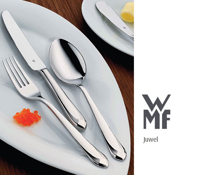 WMF Juwel cutlery collection available from houseware.ie