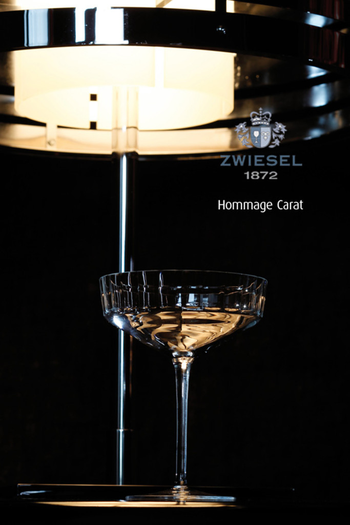 hommage-carat by zwiesel, charles schumann collection