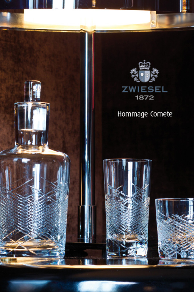 hommage-comete by zwiesel, charles schumann collection