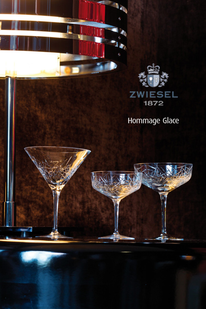 hommage-glace by zwiesel, charles schumann collection
