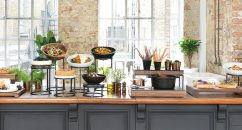 Craster buffet display products, crafted durable beautiful functional