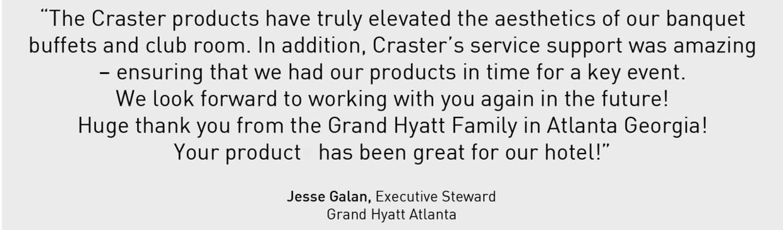 Craster, Houseware