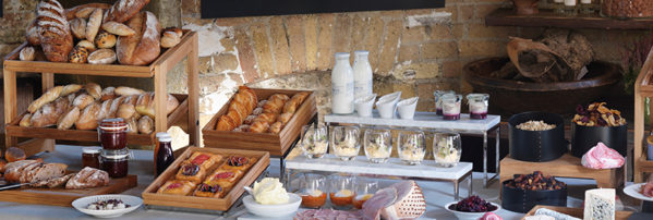 Craster Display breakfast buffet display available from houseware.ie