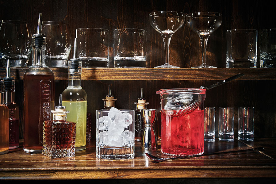 mixology, with help from the Artis collection available from houseware.ie in dunboyne
