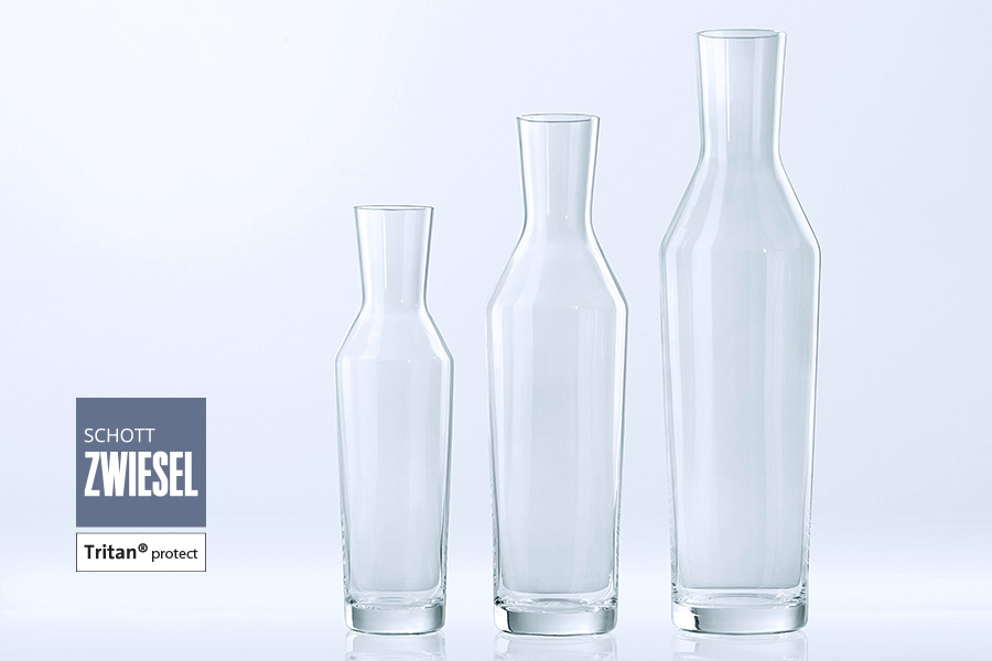 basic bar selection designed by charles schumann for schott zwiesel available from houseware.ie in ireland