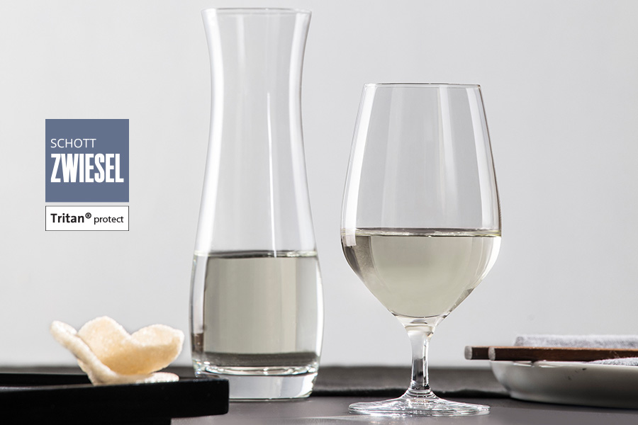 basic bar selection designed by charles schumann for schott zwiesel available from houseware.ie in ireland - serving Sake