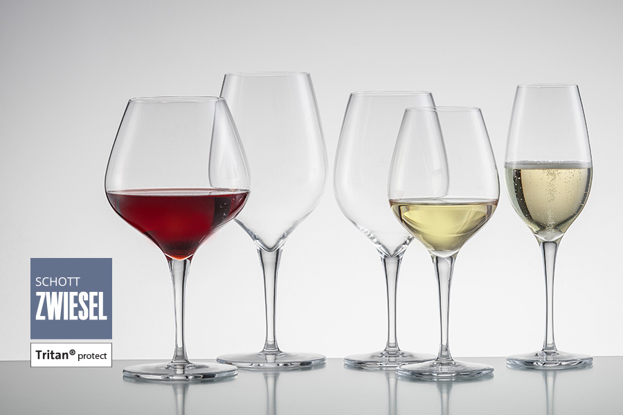 fiesta stemware by schott zwiesel available in ireland from houseware.ie