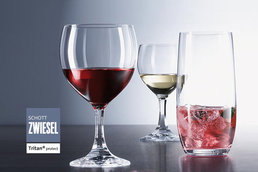 banquet bar professional glassware from schott zwiesel available in ireland from houseware.ie