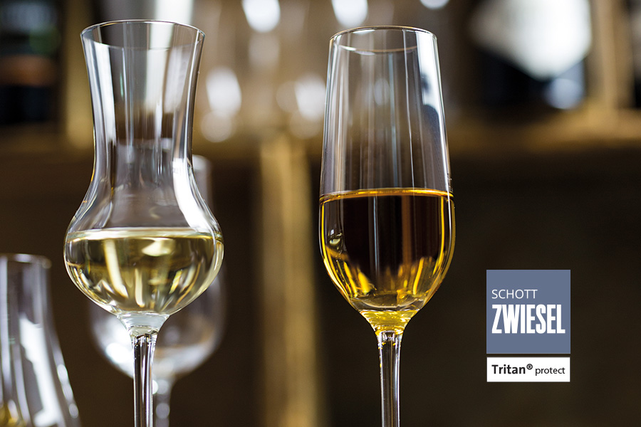 Grappa glass - bar special glassware by schott zwiesel available in ireland from houseware.ie