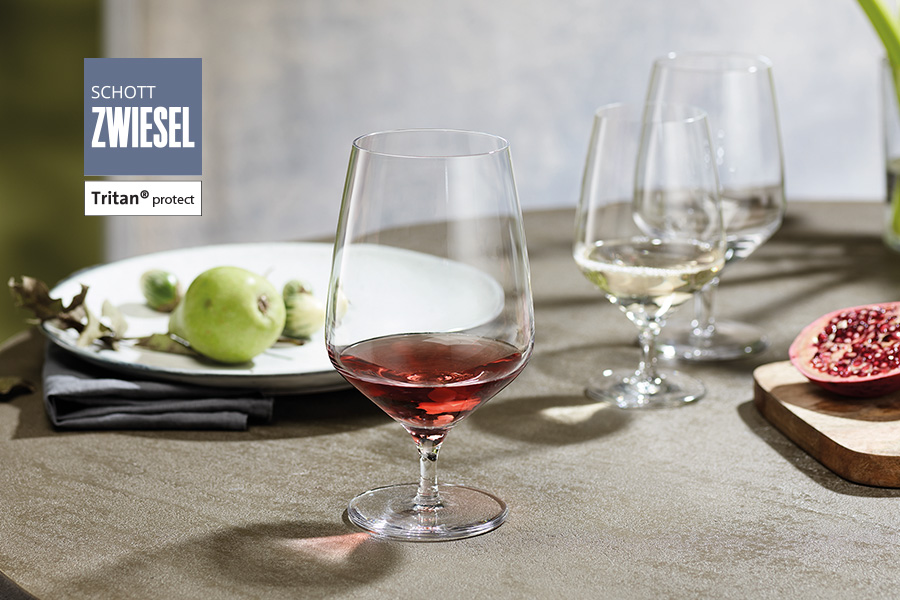 Bistro glassware collection by schott zwiesel available in ireland from houseware.ie