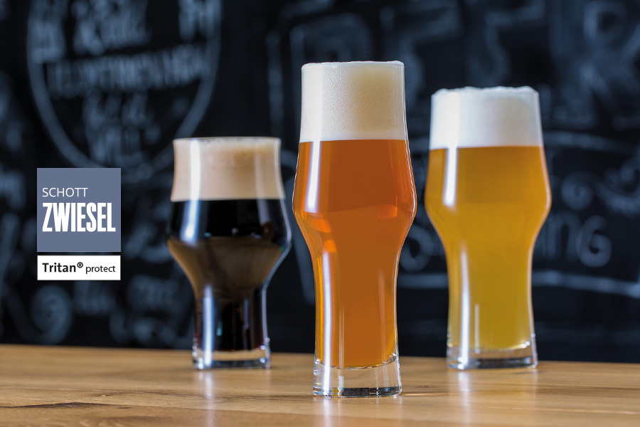 Schott Zwiesel Beer Basic Craft series craft beer and stout glasses by schott zwiesel available from houseware.ie in co. meath