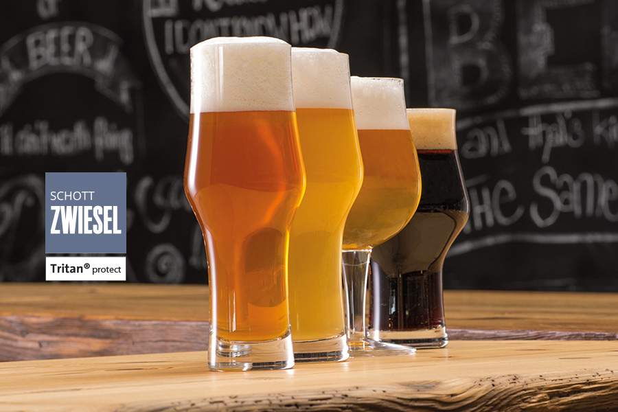 Schott Zwiesel Beer Basic Craft series for craft beer and stout glasses by schott zwiesel available from houseware.ie in co. meath