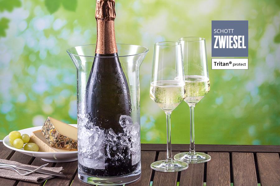 Pure stemware by schott zwiesel available in Ireland from houseware.ie