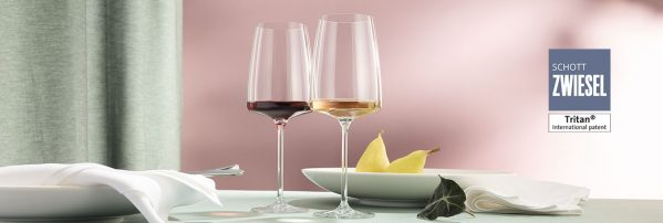 Schott Zwiesel stemware The Sensa Collection - the aroma revolution - available in ireland from houseware.ie