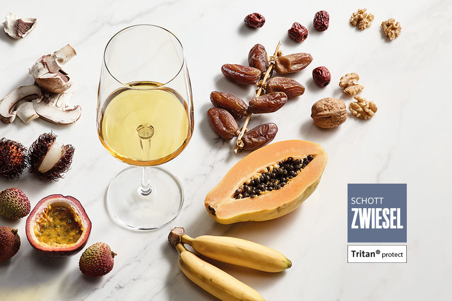 schott zwiesel sensa stemware - the aroma revolution - available from houseware.ie in ireland