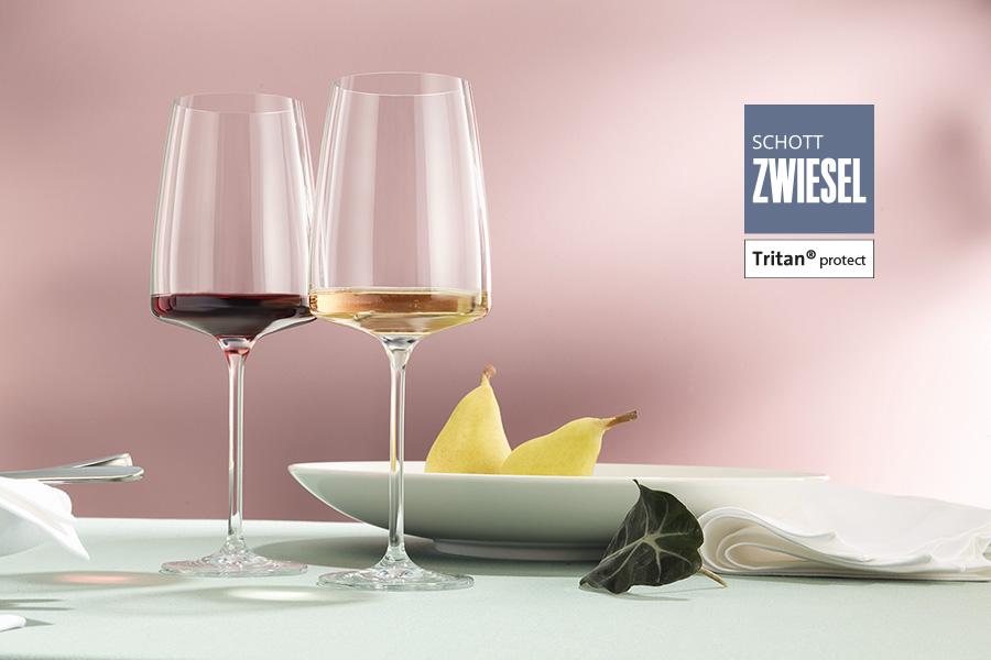 schott zwiesel sensa stemware available from houseware.ie in ireland
