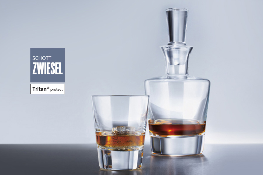 toss tumblers and carafes by schott zwiesel available from houseware.ie