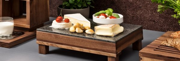 ZEPÉ buffet display hot and cold available from houseware.ie in ireland