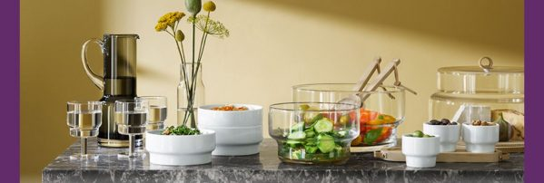 LSA glassware, tableware from Houseware.ie