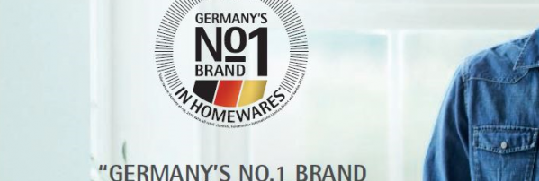 Number one in Germany andHouseware INternational has it in Ireland