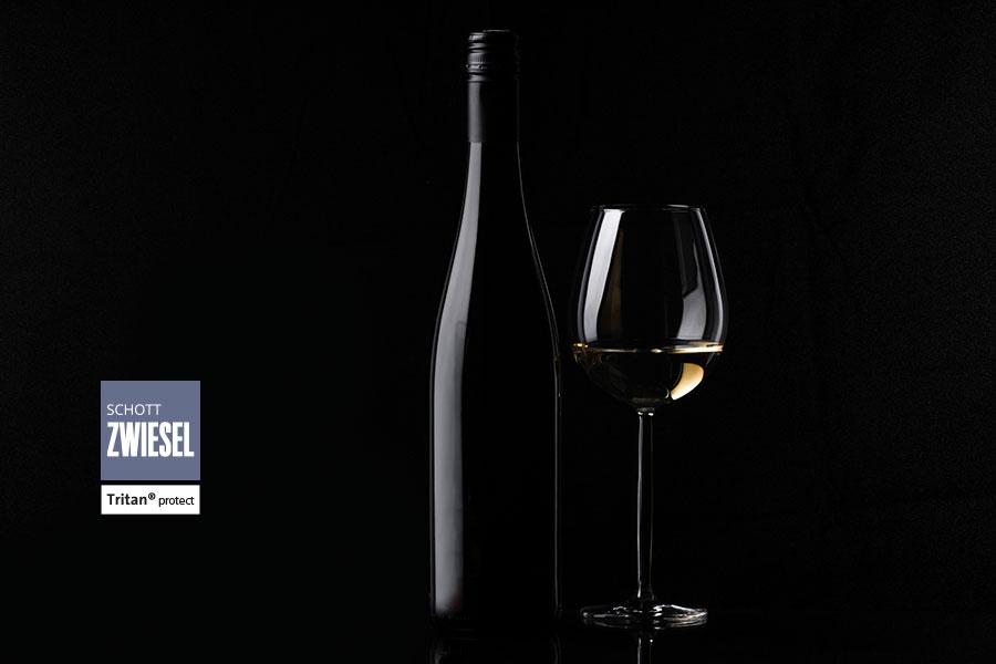 diva professional glassware available in Ireland from houseware.ie, schott zwiesel glassware, white wine glass