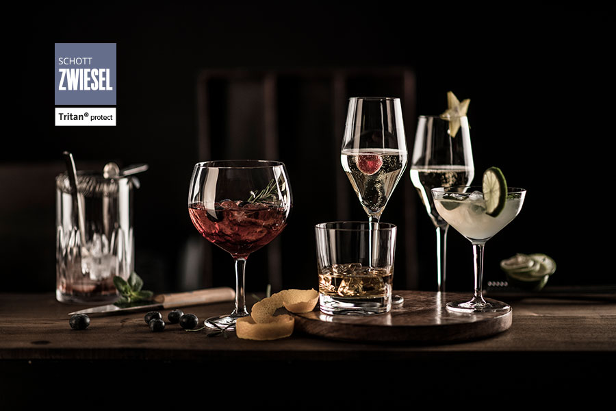 mix & celebrate glassware from schott zwiesel available in Ireland from Houseware.ie