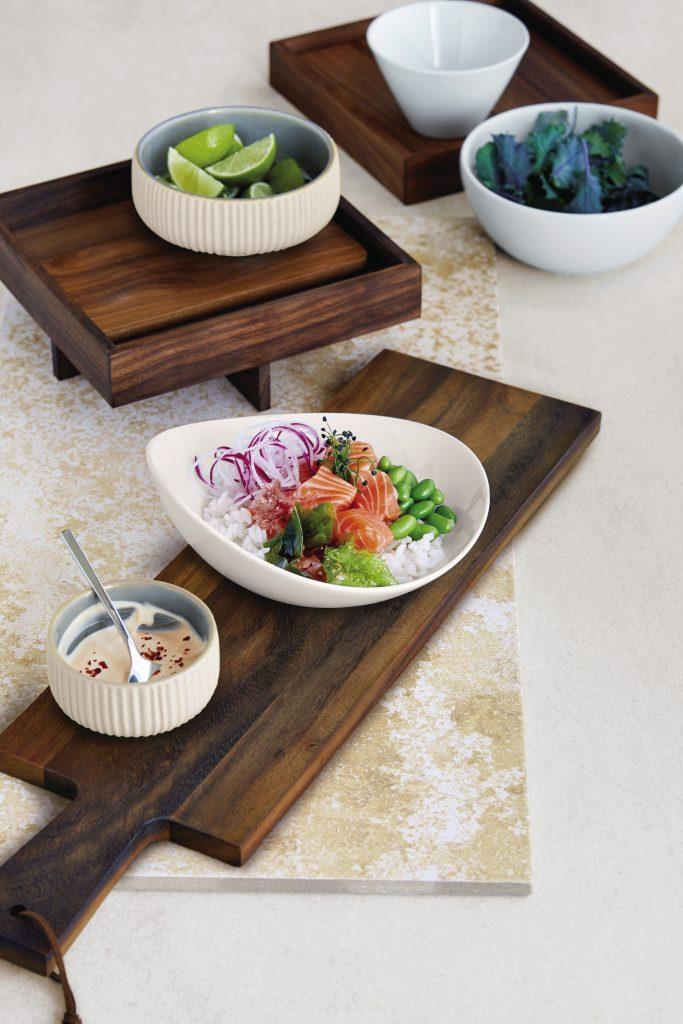 Bauscher Tableware serving trends