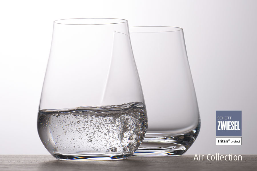 air by schott zwiesel elegant wine service available from houseware.ie in Dunboyne Co. Meath - tumblers